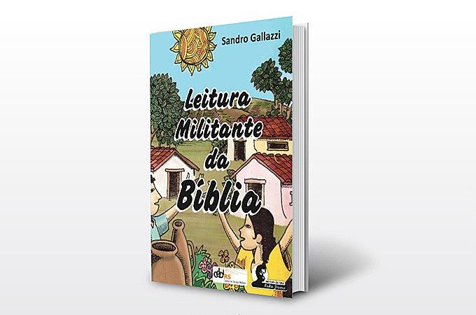 Autor é doutor em Ciências Bíblicas. Livro traz o rigor científico e linguagem acessível, próprio para trabalho junto a setores populares