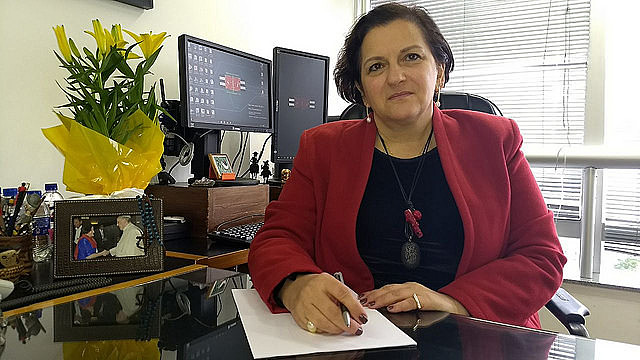 Kenarik Boujikian está aposentada desde 8 de março de 2019