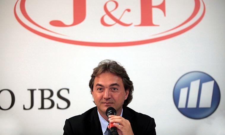 Joesley Batista, um dos donos da JBS