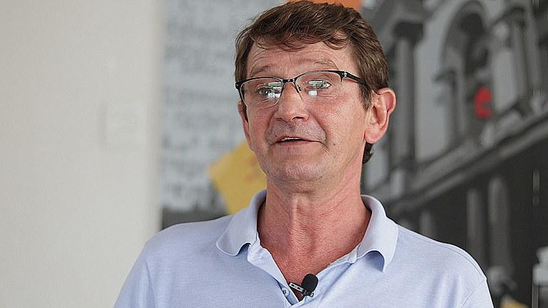 Gilmar Mauro lembra que MST formou turma de direito no Paraná e investiu em cursos de formação para a militância