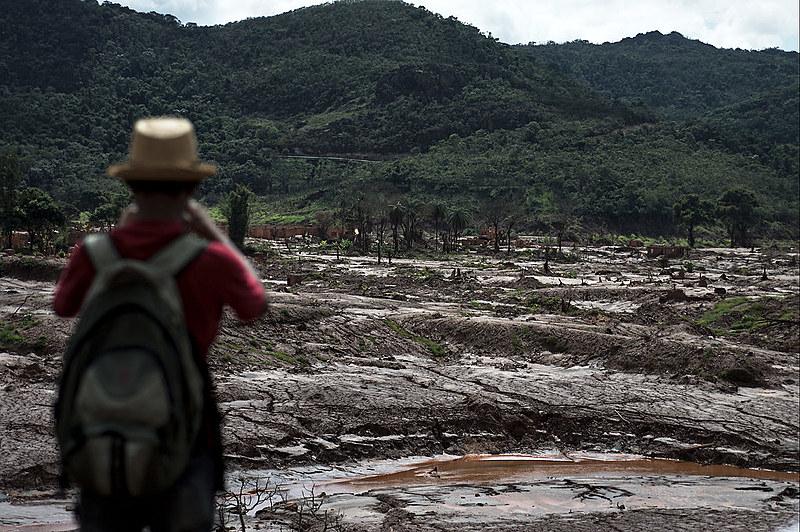 Sin embargo, el Río Doce continua recibiendo el lodo de Bento Rodrigues, que está siendo cargada por las lluvias de los últimos meses
