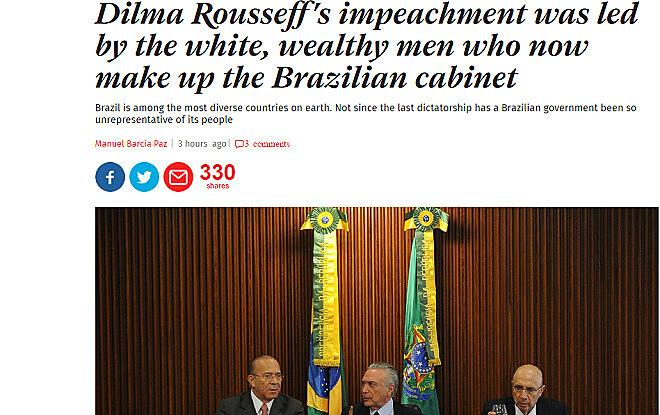 """""""Mais uma vez, o espectro de um Brasil desigual e não democrático acordou"""", diz especialista"""
