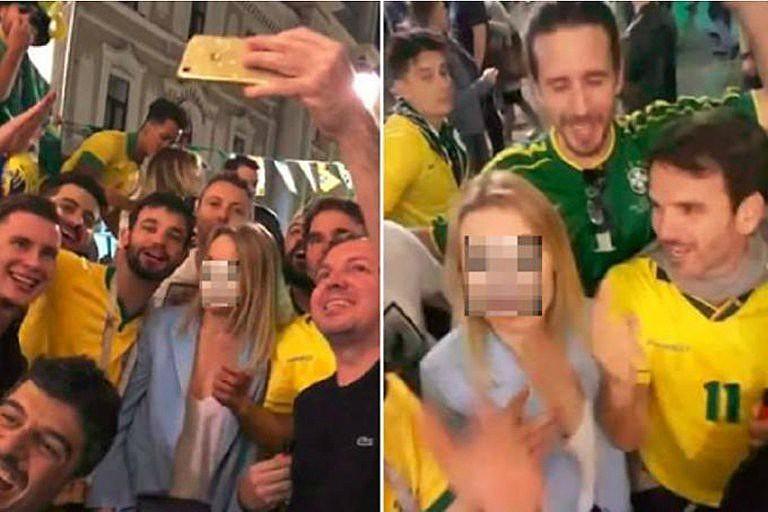 Para o MP, a conduta dos brasileiros desrespeitou a dignidade e expôs a estrangeira a humilhação pública