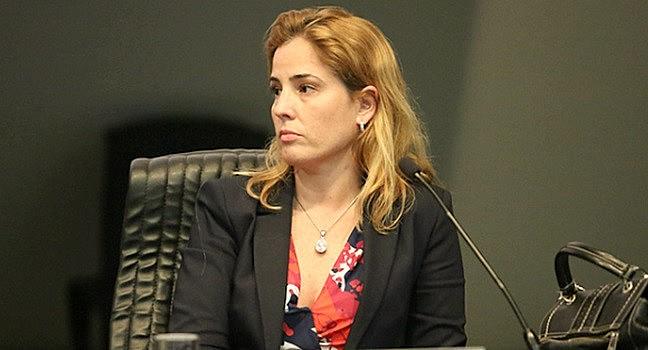 Juíza Federal Gabriela Hardt.