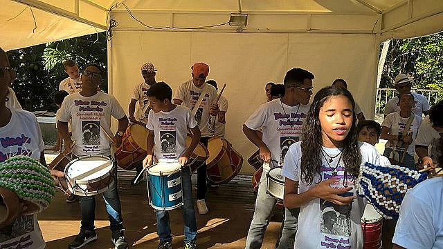O grupo Nação Mulambo animará atividade que acontecerá em Olinda