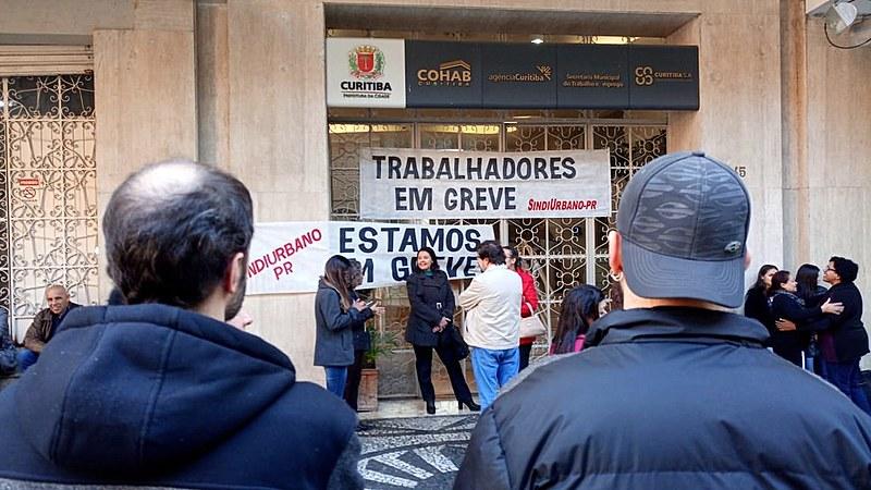 A decisão da greve foi tomada em assembleia geral dos funcionários, na última sexta-feira (8).