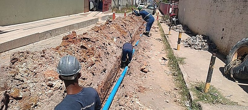 Paralisação deixará 900 mil moradores de localidades da Região Metropolitana do Recife sem água