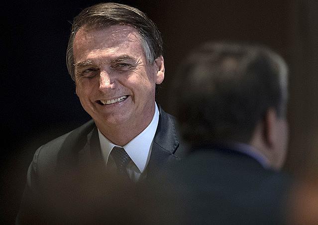 Far-right president Jair Bolsonaro will use rural pension fund as a bargaining chip with the powerful farm lobby