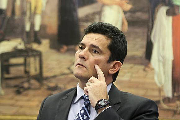 Juiz Sergio Moro é um dos magistrados que recebem auxílio-moradia mesmo tendo imóvel próprio em Curitiba