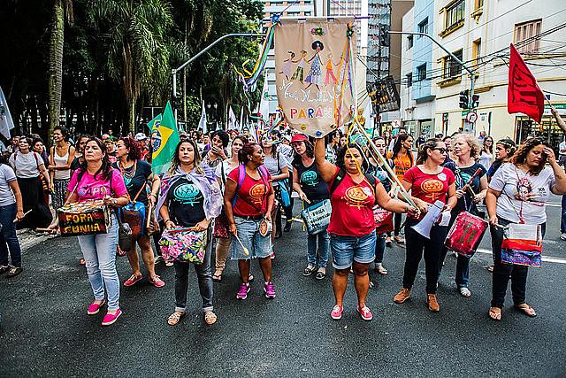 Em Curitiba, ato está marcado às 16h, na Boca Maldita