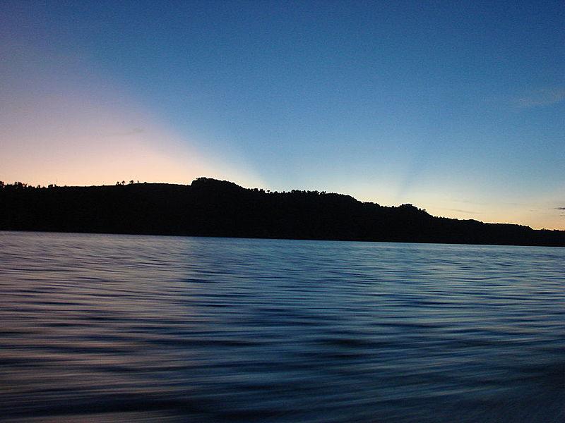 Baía de Senador José Porfírio, no Pará. Mineradora Belo Sun quer instalar mina de ouro nesta cidade.