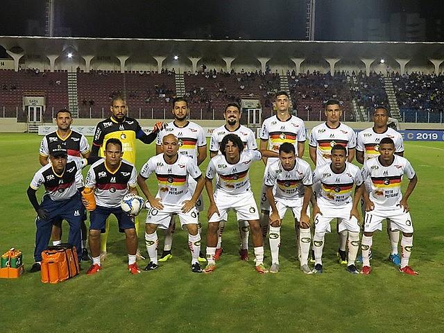 A equipe do Globo ficou no grupo C no Campeonato Potiguar