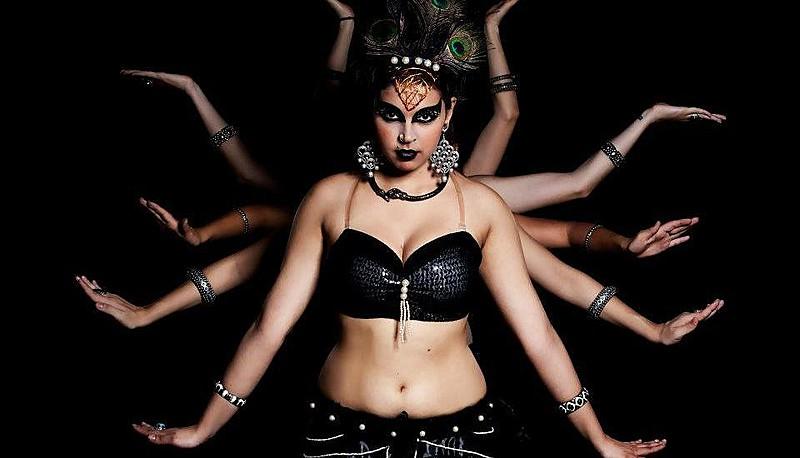 Companhia Shaman Tribal de dança étnica contemporânea realiza festival no fim de semana