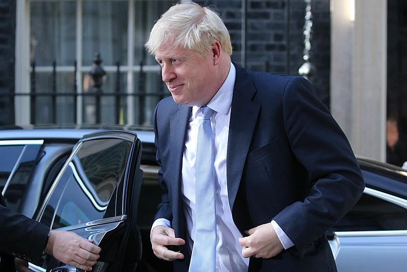 Boris Johnson assumiu a tarefa de suceder Theresa May, que anunciou, em maio, sua renúncia ao cargo