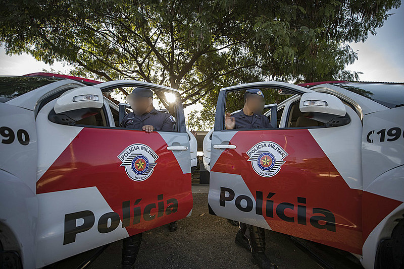Responsável por investigar irregularidades, Corregedoria confirmou viatura e PMs que rondaram área em que Carlos Eduardo sumiu