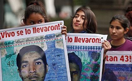 A impunidade persiste apos a quase dois anos da desaparição dos estudante de Ayotzinapa