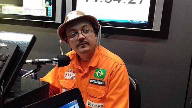 Rogério Almeida falou sobre os impactos do vazamento de óleo e as ações de solidariedade