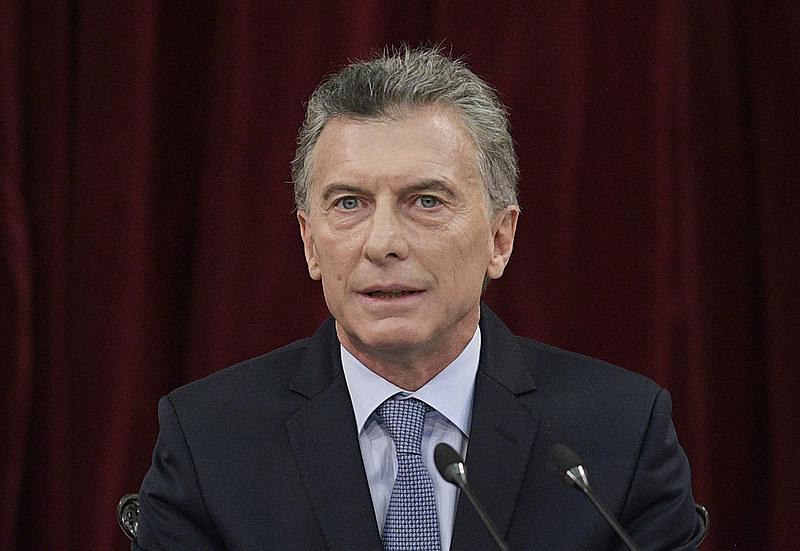 Mauricio Macri, presidente da Argentina, tem enfrentado dificuldades no campo econômico