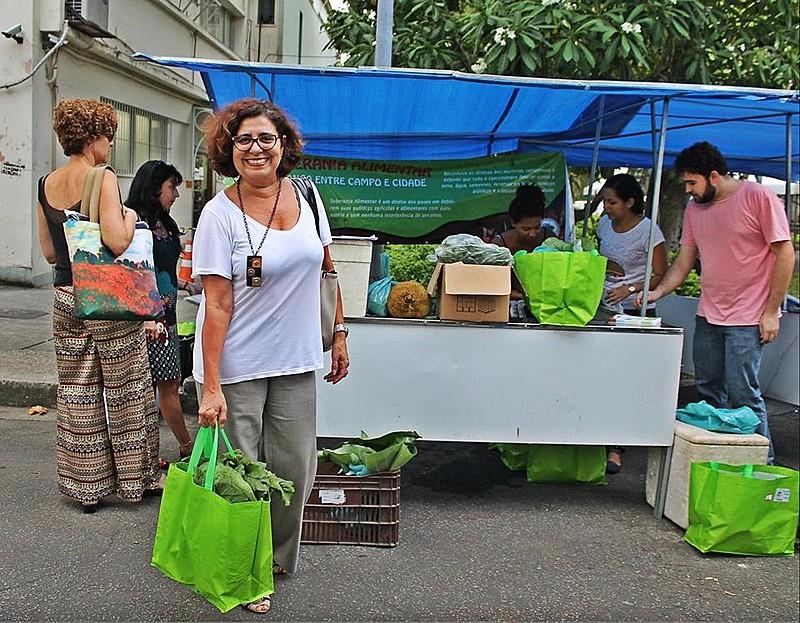 Movimento já tem oito núcleos de entrega dos alimentos no Rio e região metropolitana