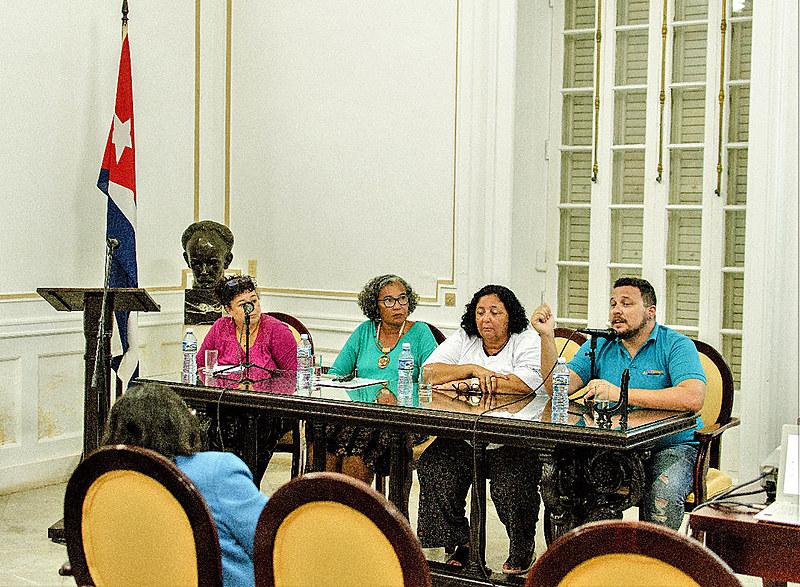 Participação da Rede na Feira do Livro de Havana, em Cuba