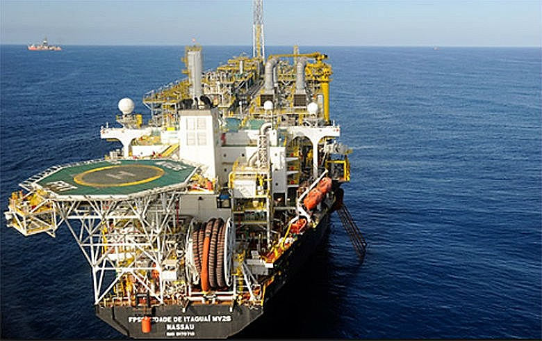 Em negociações fechadas,Petrobras vendeu os direitosde22,5% referentes ao campo de Iara, na Bacia de Santos, para empresa francesa
