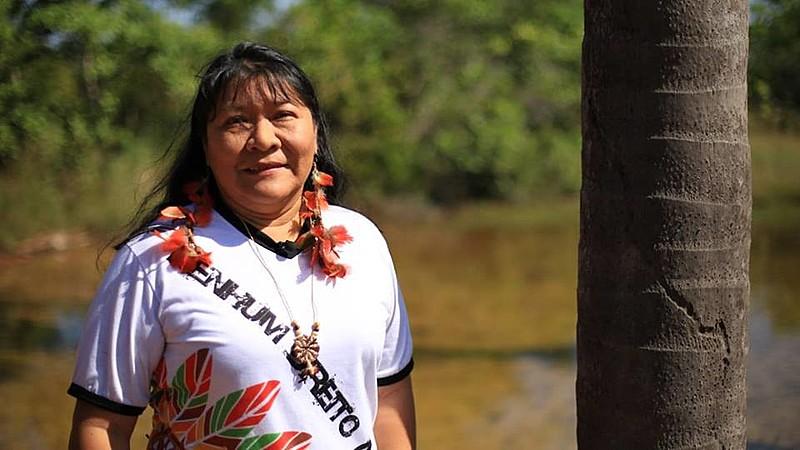 Joênia também foi a primeira mulher indígena a se formar em Direito no Brasil