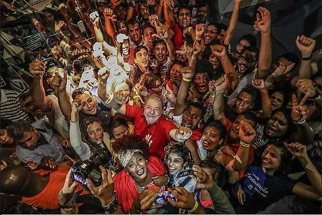 Fotos na matéria: Ricardo Stuckert / Comunicação PSOL