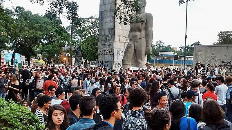 """Para o dia da votação, a articulação unitária prepara o """"Ocupa Brasília"""", que levará caravanas de todas as regiões do Brasil à capital federal"""
