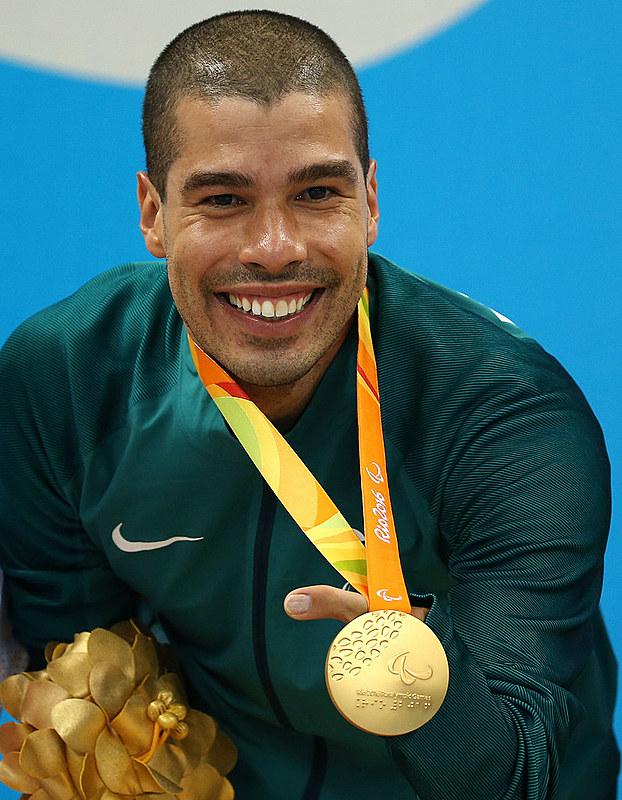 Daniel Dias foi o principal destaque brasileiro na competição