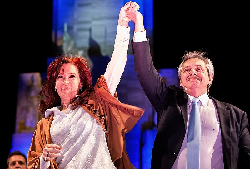 Resultado das primárias também surpreendeu aoposição liderada por Alberto Fernández/Cristina Kirchner