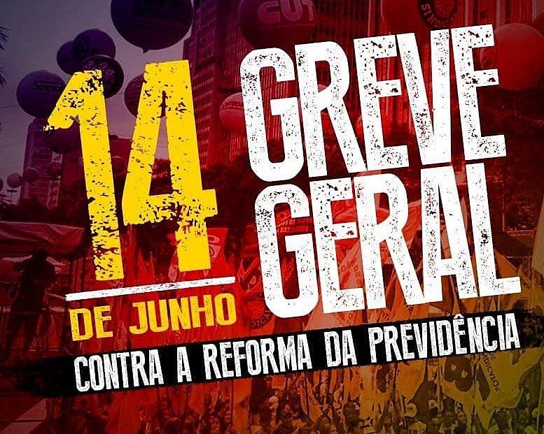 Há dois anos, a greve geral mobilizou 40 milhões de brasileiros