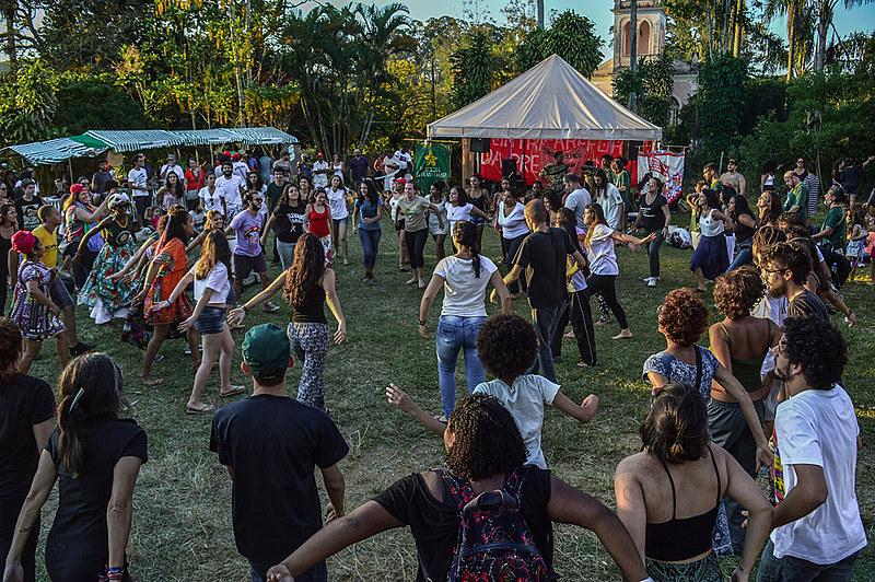 """O projeto """"Doa Som"""" abriu a 5ª Jornada Universitária em Defesa da Reforma Agrária (JURA)"""