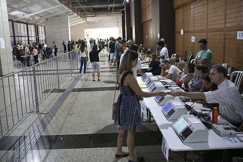 No primeiro turno das eleições deste ano, cerca de 30 milhões de eleitores não foram às urnas