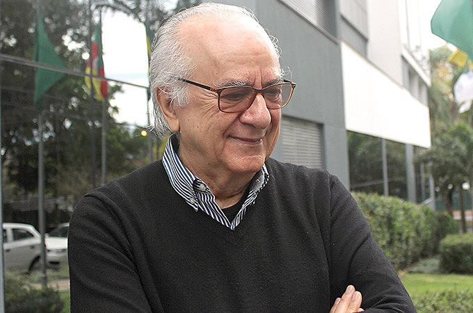 A situação da classe trabalhadora e as revelações do Intercept foram alguns dos temas tratados pelo intelectual português