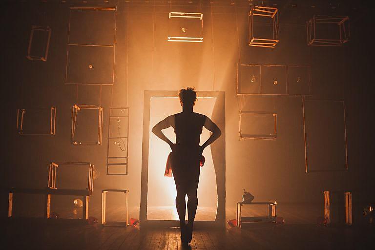 """Espetáculo de dança """"Sentimento Gis"""", com Glaybson Lima, é parte da mostra"""