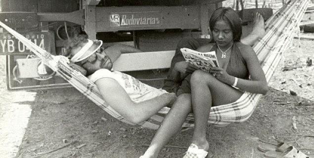 Imagem do filme Iracema, uma transa amazônica de Jorge Bodanzky, cineasta homenageado pelo festival