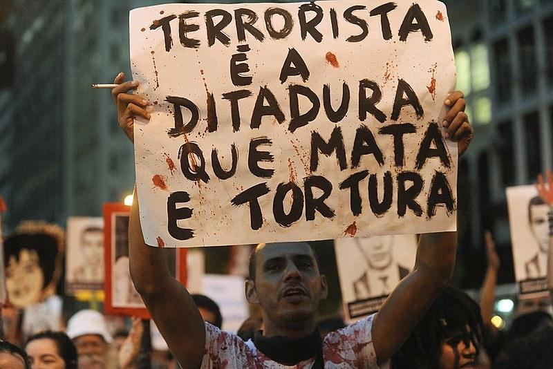 A Comissão Nacional da Verdade responsabilizou 377 agentes como responsáveis pela prática de tortura durante a ditadura
