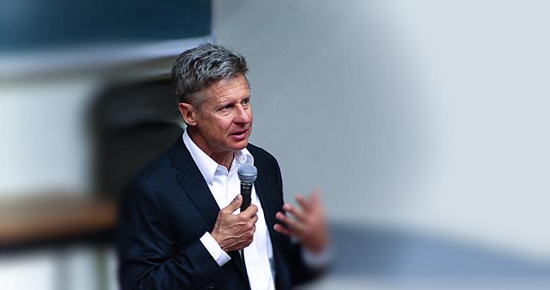 O canal Fox News divulgou que o candidato deve alcançar 10% dos votos na disputa, em novembro