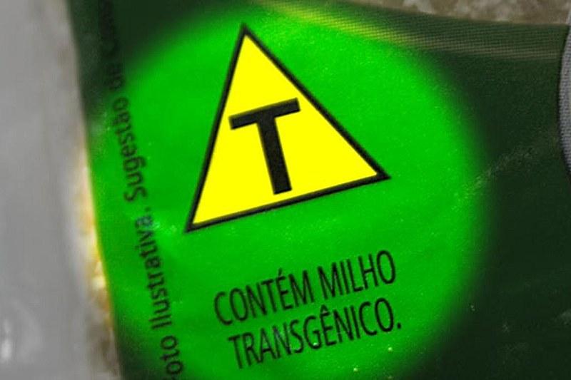 Atualmente, é obrigatória a rotulagem de produtos que possuam organismos geneticamente modificados