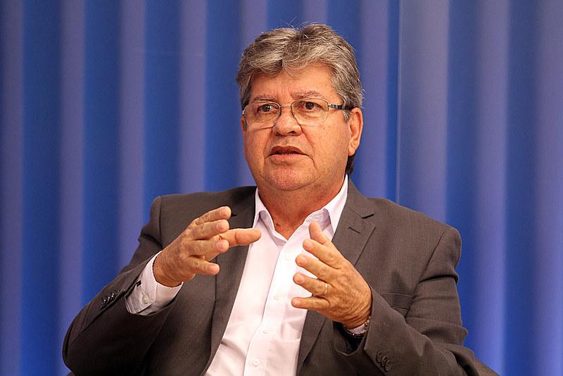 """""""Eu me preparei enquanto gestor, enquanto executivo, e estou à disposição para desempenhar o meu papel"""" disse João ao Brasil de Fato."""