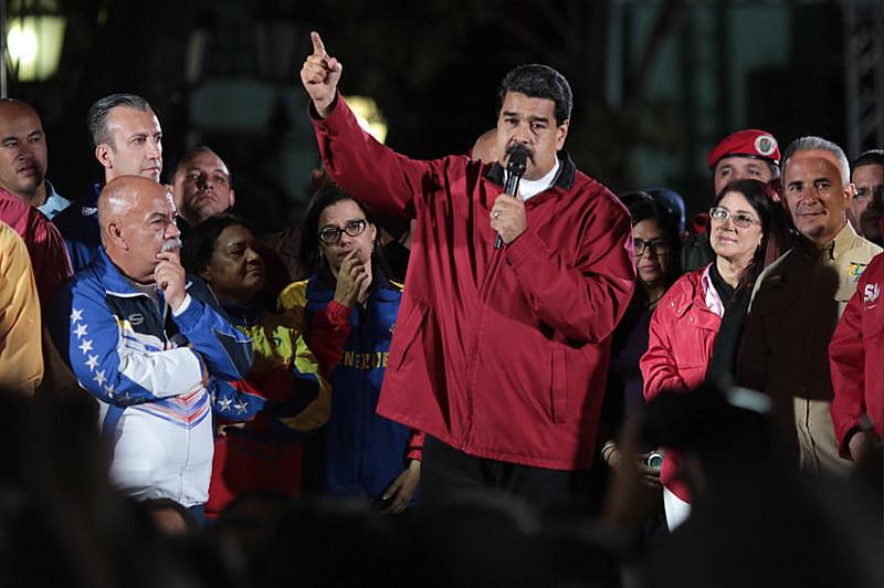 Nicolás Maduro foi reeleito presidente da Venezuela em maio deste ano