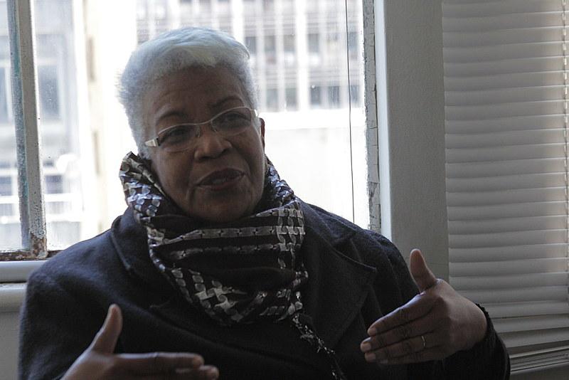 """""""Eu vejo o jornalismo com um dos pilares do fortalecimento da comunicação, da democracia"""", afirma Vera Daisy"""