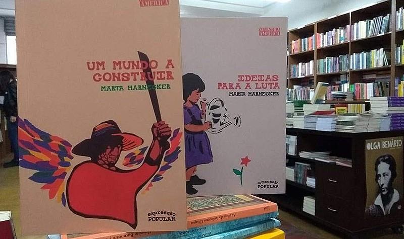 Editora aposta em preços baixos para auxiliar na formação política e intelectual da classe trabalhadora
