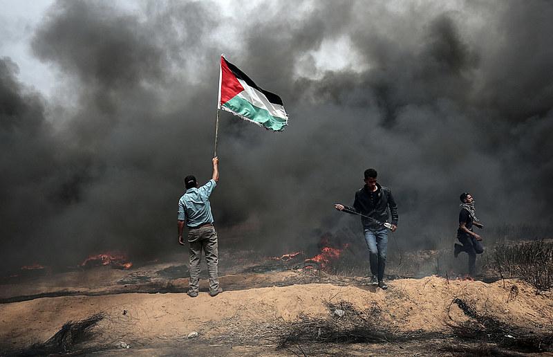 Estudo aponta que mais de 6 mil pessoas, entre manifestantes, paramédicos e jornalistas foram atingidos por militares israelense