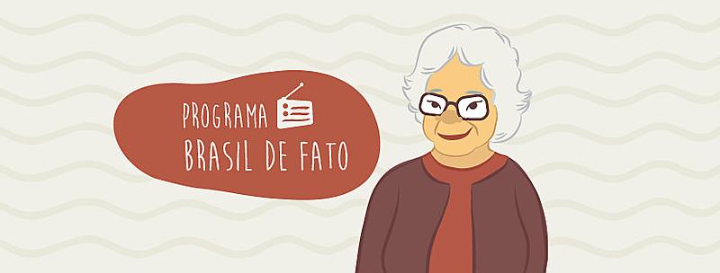 O Programa Brasil de Fato vai ao ar todos os finais de semana