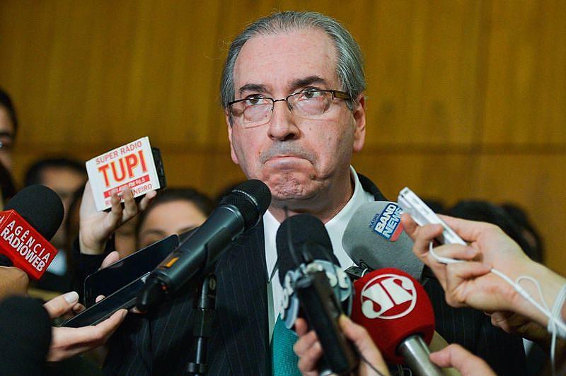 Cunha, que foi o principal articulador do impeachment de Dilma, perde o mandato menos de dois meses após o golpe ser concretizado