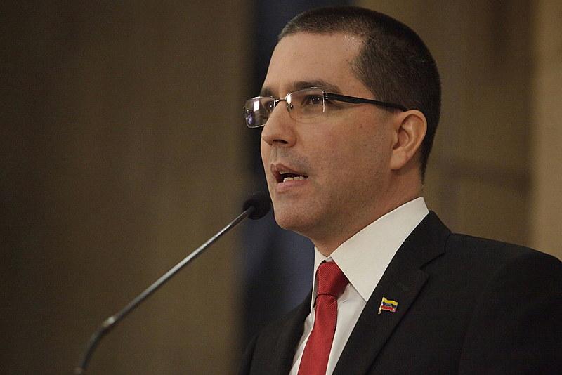 Jorge Arreaza afirmou que decisão foi tomada sob influência do governo norte-americano