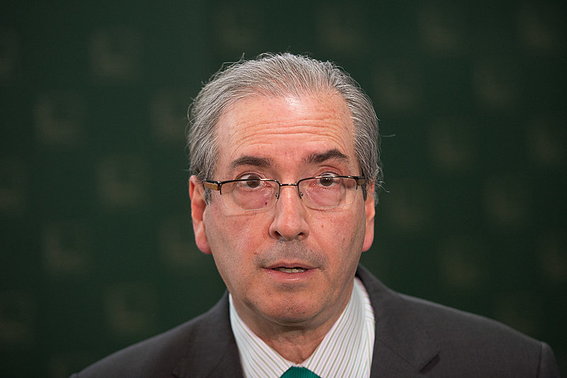 Ex-presidente da Câmara dos Deputados revelou sobre o suposto aneurisma virou manchete