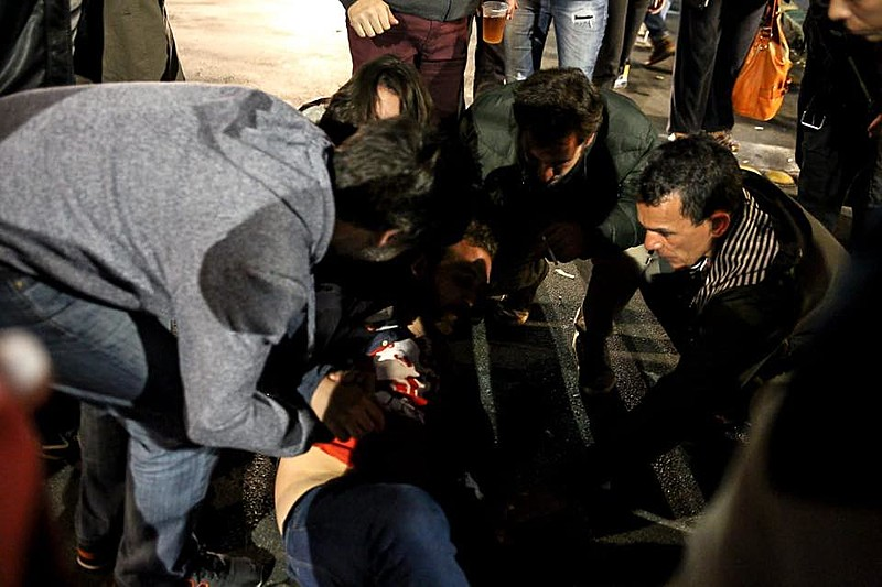 Jornalista Guilherme Daldin vestia uma camiseta com a imagem do ex-presidente Lula quando foi atropelado