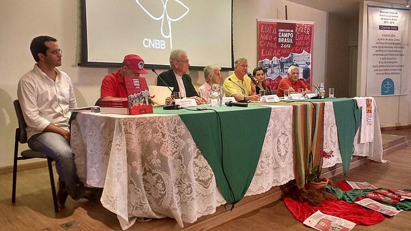Relatório anual de conflitos no campo foi lançado pela CPT nesta segunda-feira, em Brasília